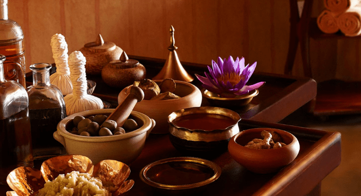 origin of ayurveda
