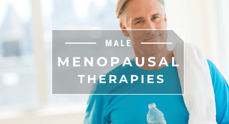 male menopausal therapy