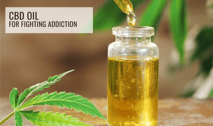 cbd for fighting addiction