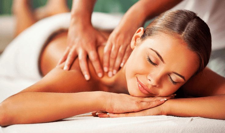 relaxation lymphatic drainage massage
