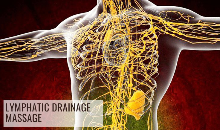 the health convergence of lymphatic drainage massage and the lymphatic system