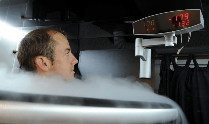 cryotherapy weight loss near me
