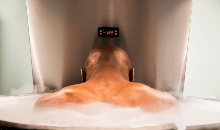 how cryotherapy weight loss works