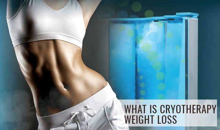what is cryotherapy weight loss
