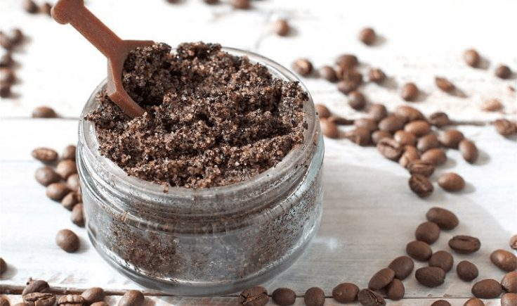 lymphatic drainage at home salt of coffee scrubs