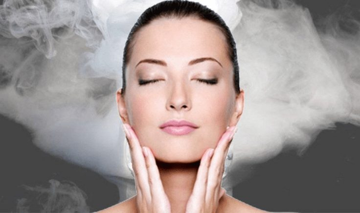 who's fit for cryotherapy facial treatment