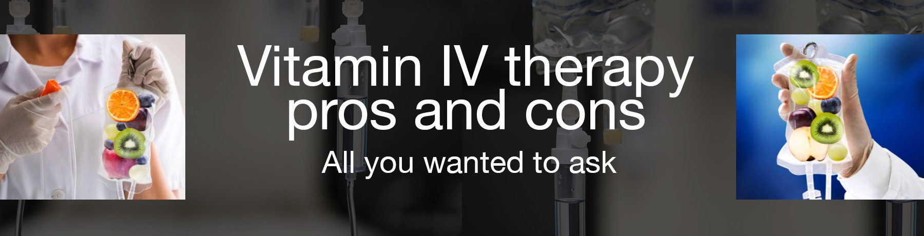vitamin iv therapy pros and cons