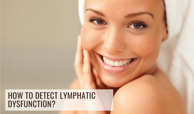 how to detect lymphatic dysfunction