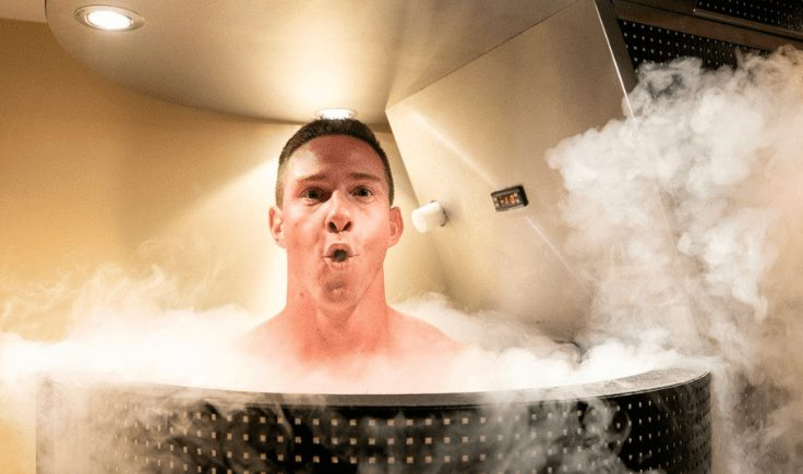 is cryotherapy for back pain effective