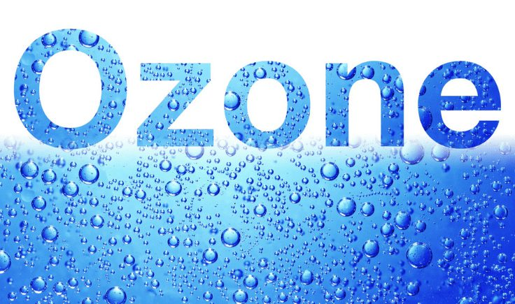 ozone medical water