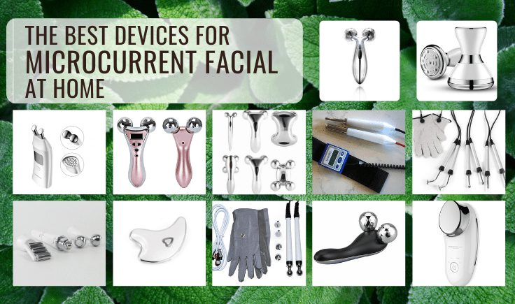 the best devices for microcurrent facial at home