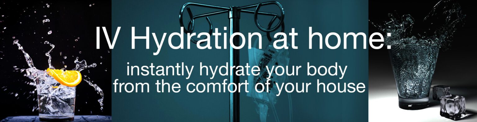 iv hydration at home