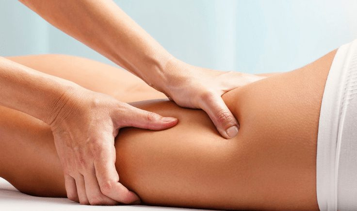 lymphatic massage reduces toxins in the body