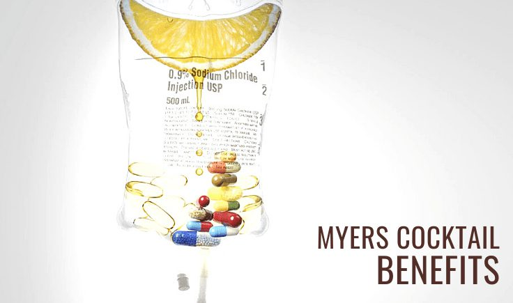myers cocktail benefits