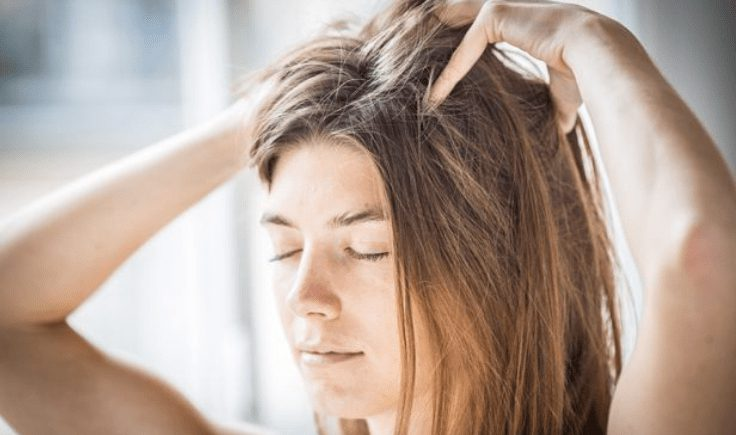 scalp massage hair loss - what is it