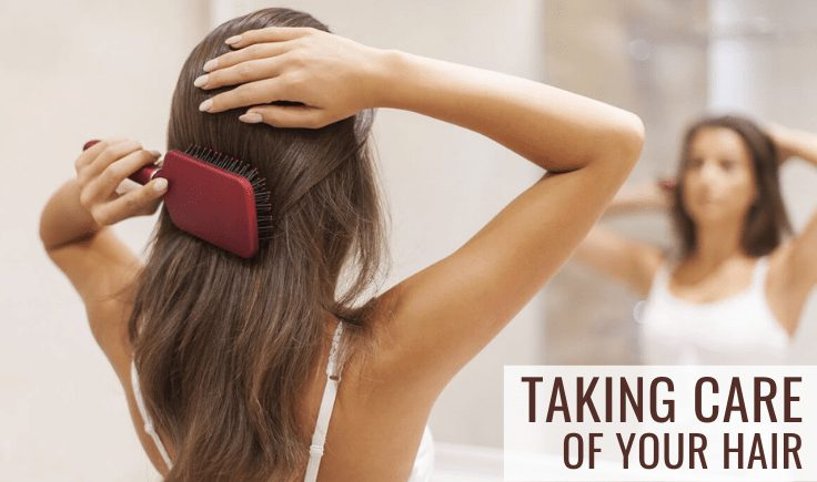 taking care of your hair - the best biohacking hair tips