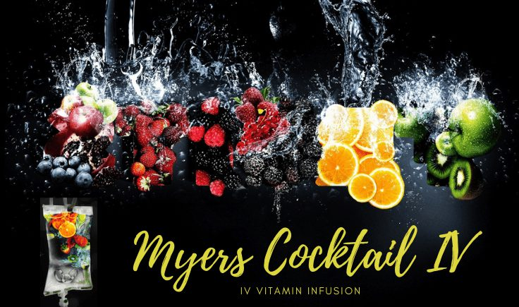 what is myers cocktail iv