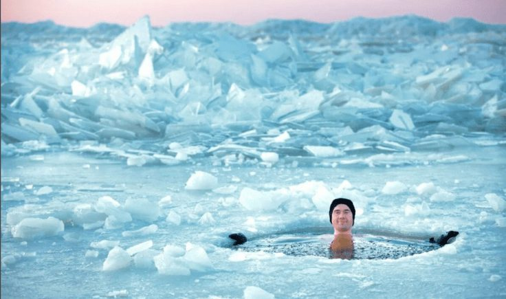 body cryotherapy vs ice bath the difference between the two