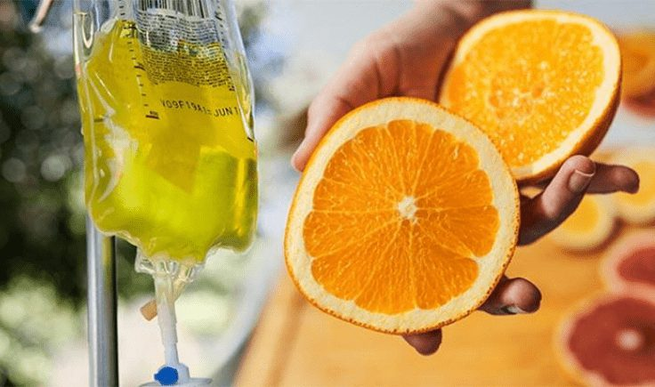 iv therapy immune system content #5 vitamin c