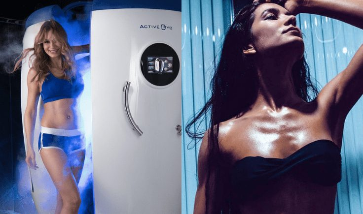 why tanning salons need whole body cryotherapy and tanning