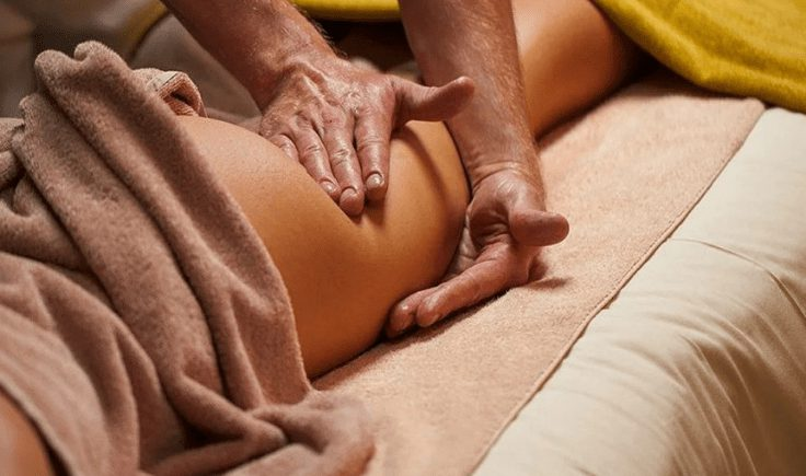 lymphatic massage for cellulite how does lymphatic drainage work