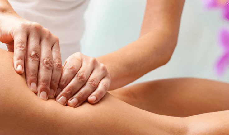 lymphatic drainage massage before and after the takeaway